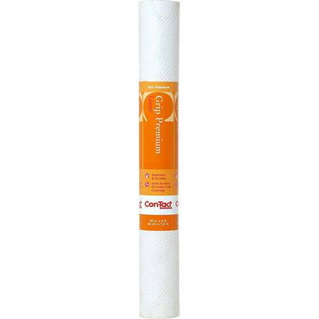 Con tact brand grip premium non adhesive embossed shelf Liner 5 50 x 1 32