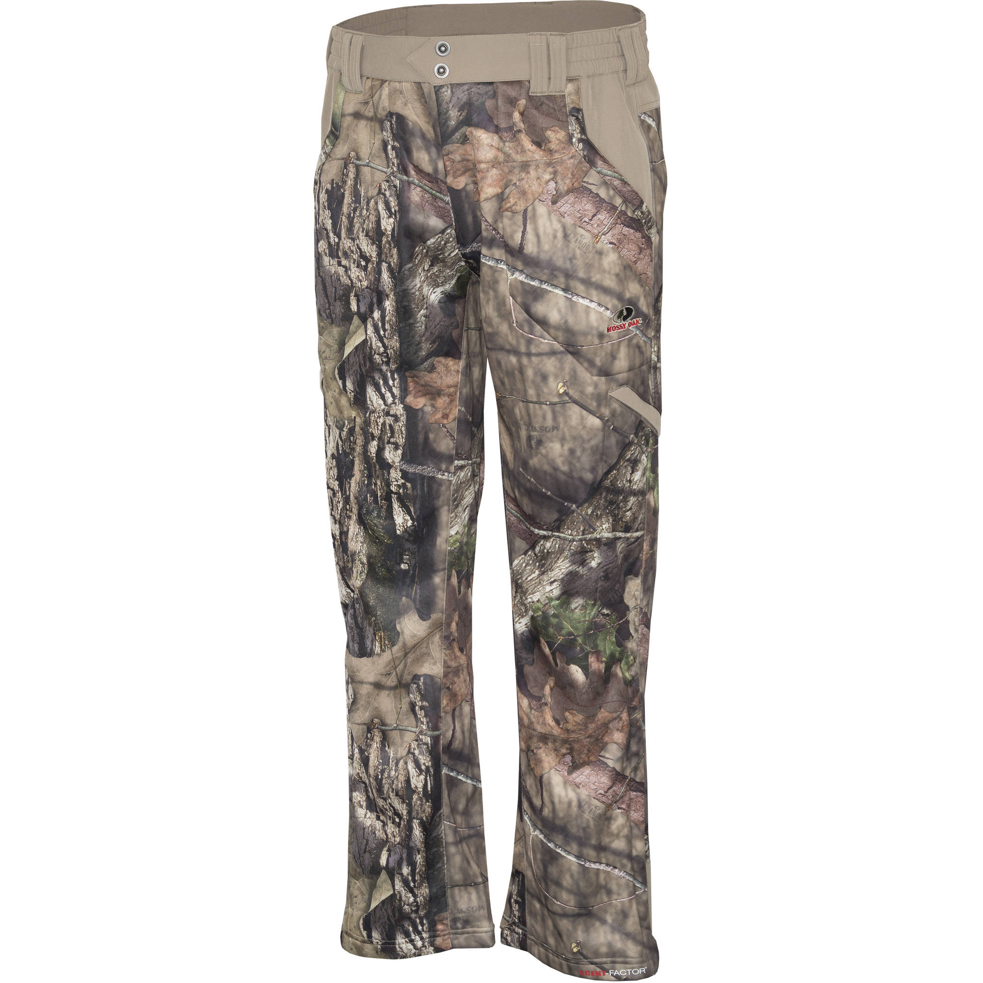 Men's Tech Pant, Mossy Oak Country Timberwolf