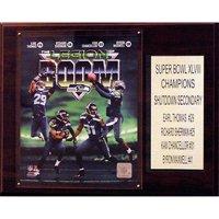 C&I Collectables NFL 12x15 Seattle Seahawks Legion of Doom Plaque