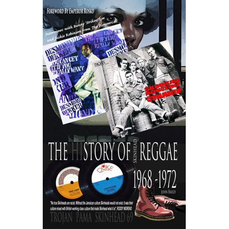 The History of Skinhead Reggae 1968-1972 (Other) - Bunny Rocket
