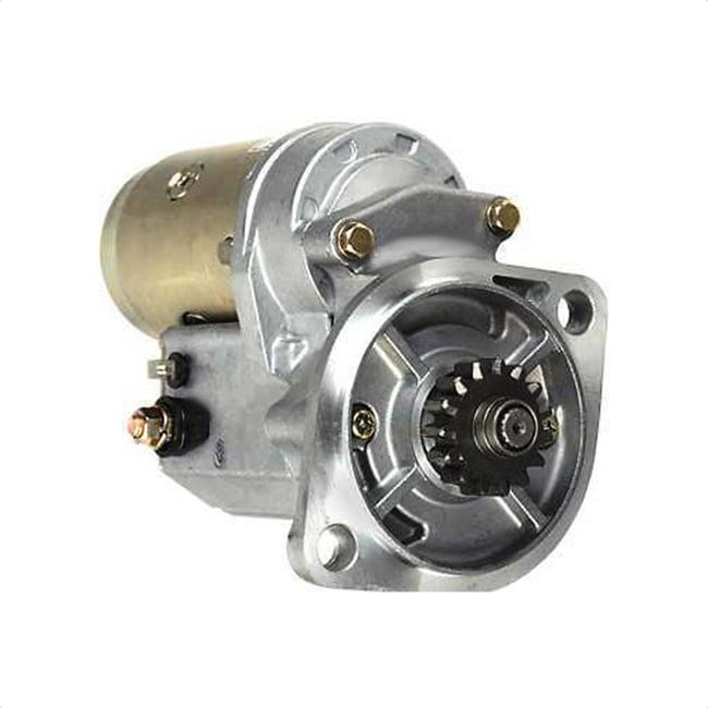 NEW 2.0KW STARTER FITS YANMAR MARINE ENGINE HM3 HM35 HMF KBW-10 QM30 12137077010