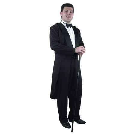 Adult Tux Jacket Including Tie, Tail and Pants Costume - Matador Jacket Costume