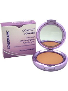 Covermark for Women Compact Powder Waterproof # 4A Dry Sensitive Skin, 0.35 oz