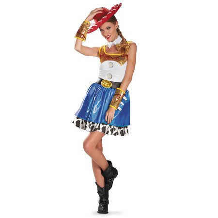Adult Sassy Toy Story Jess Glam Deluxe Costume by Disguise 59333