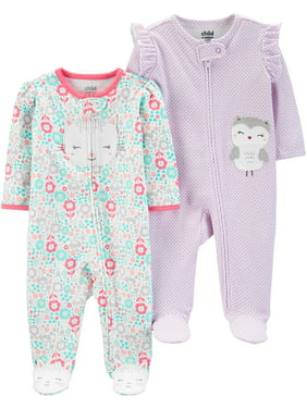206de0bac Child of Mine by Carter s Sleepwear Shop - Walmart.com