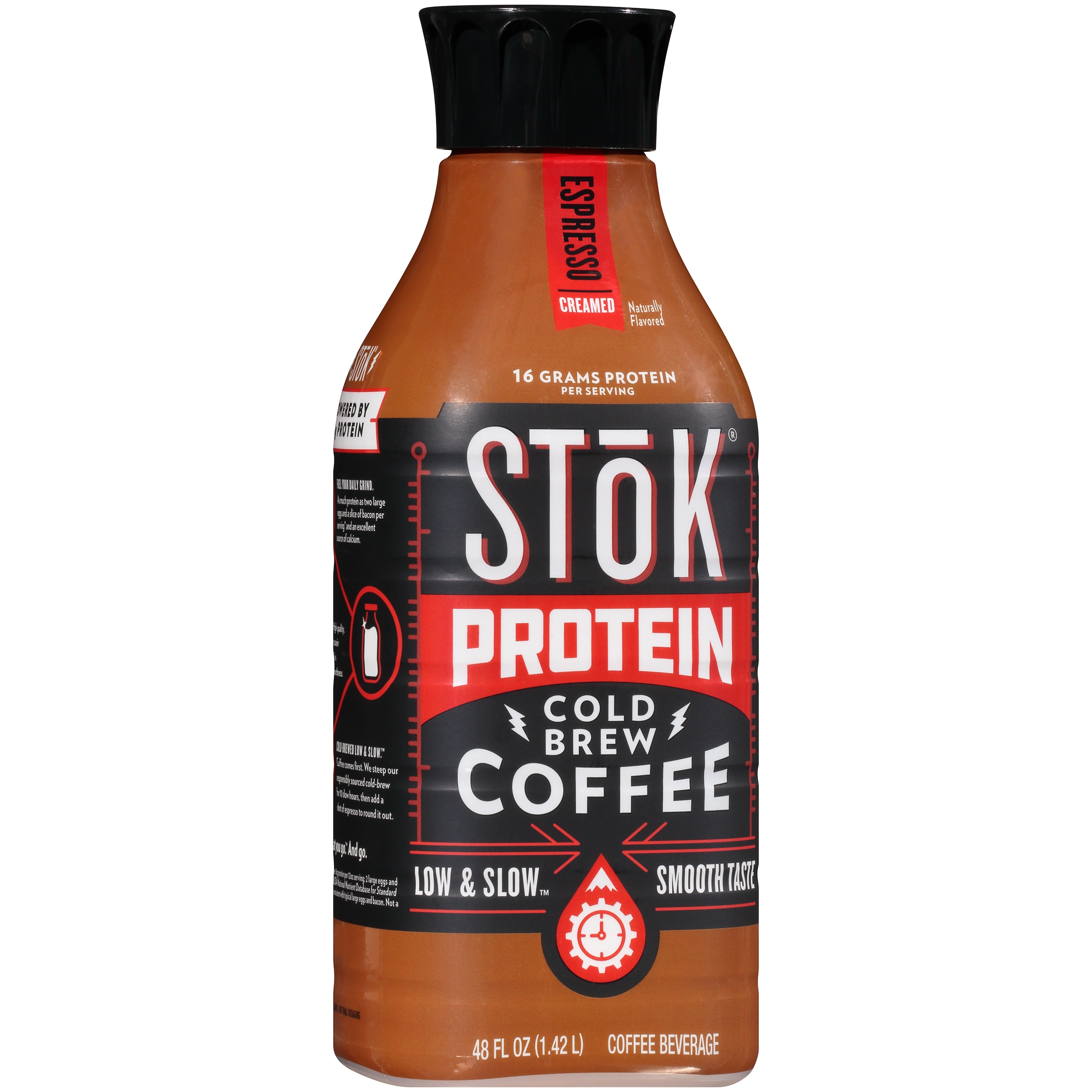 Image result for stok protein coffee