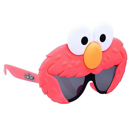 Party Costumes - Sun-Staches - Sesame Street Elmo Kids Cosplay sg3057 - 3t Elmo Costume