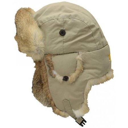 Woolrich - Woolrich Men s Supplex Wool Aviator Hat 3ffd7abad2b