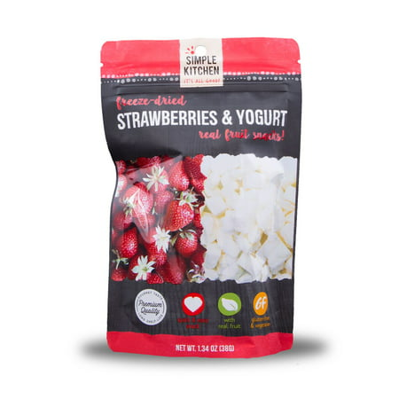 Wise Company, Inc. Sk Freeze Dried Strawberries And Yogurt