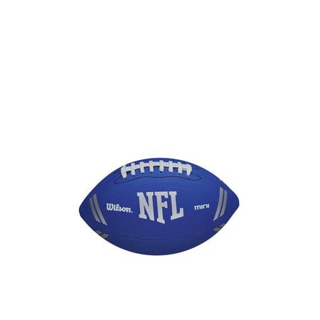 Wilson NFL Mini Football - Blue