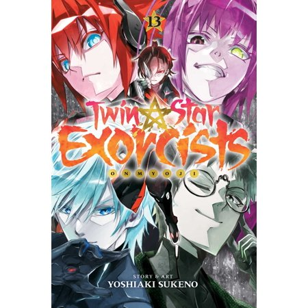Twin Star Exorcists, Vol. 13 - Halloween All Stars The Exorcist Mp3