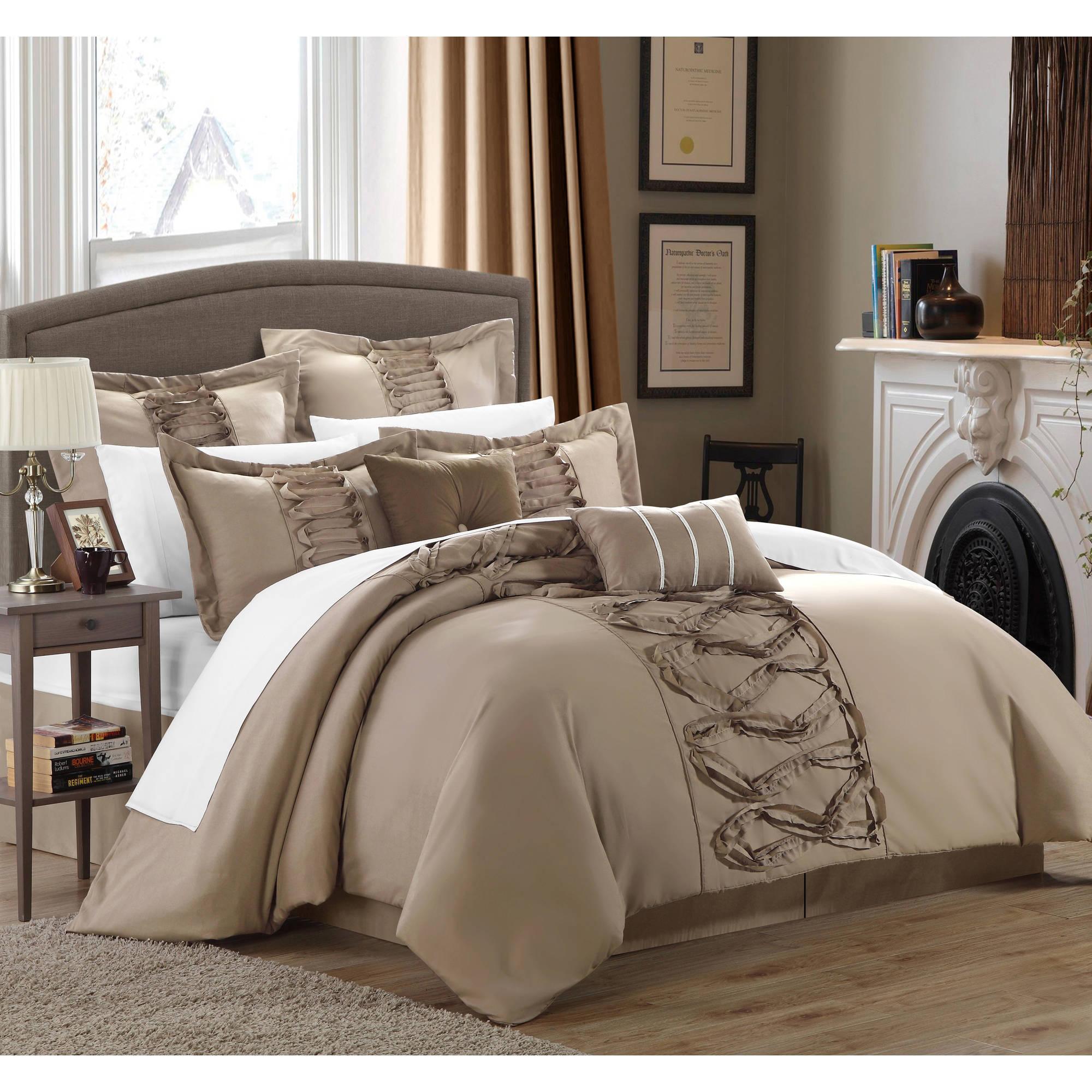 Nancy 8-Piece Comforter Set