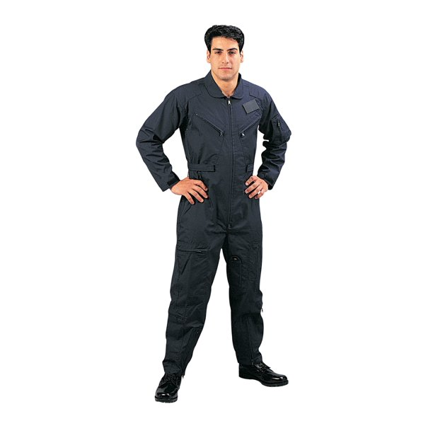 Navy Blue Air Force CWU-27P Style Flightsuit, Coverall