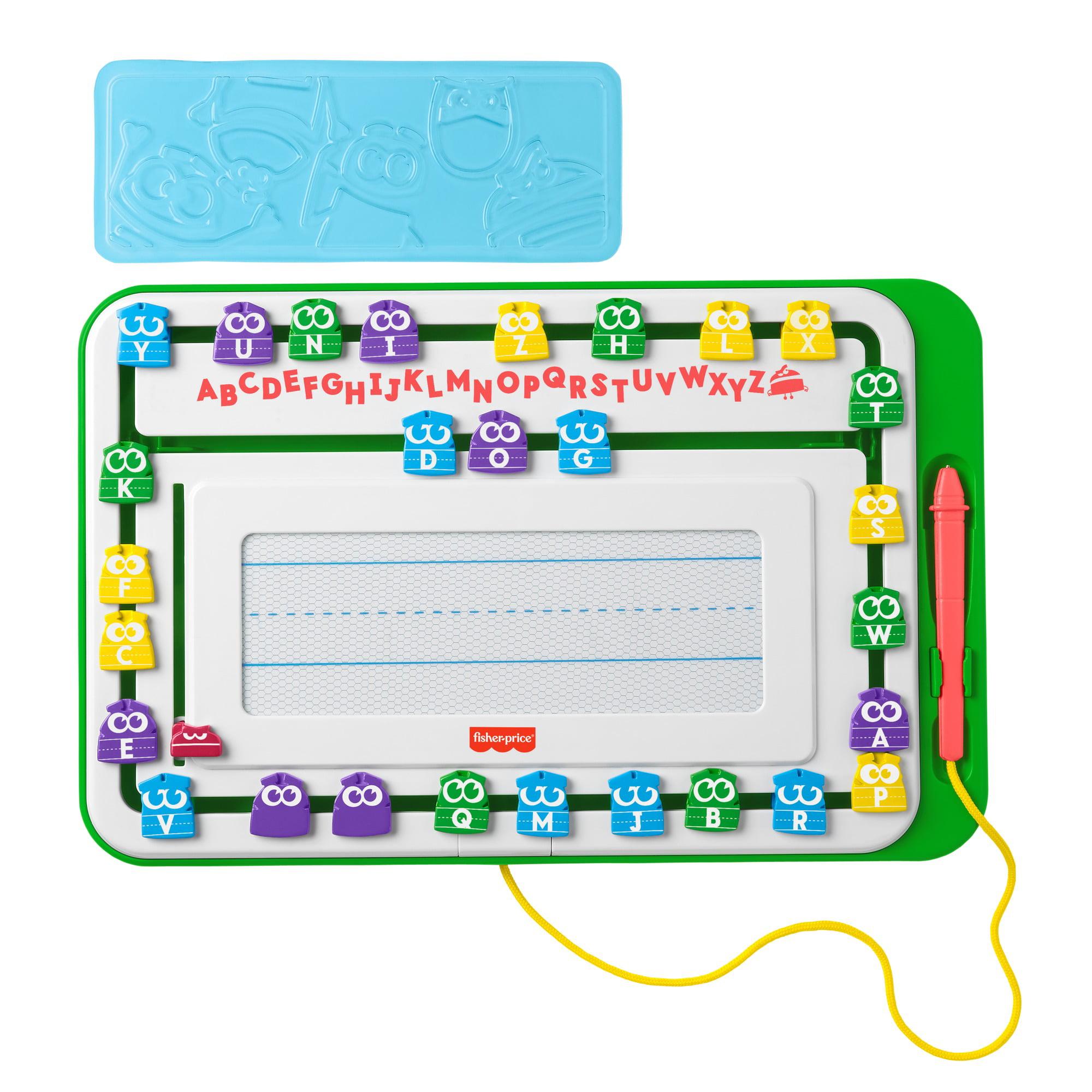 Fisher-Price Storybots Slide Writer, Magnetic Drawing Board - Walmart.com