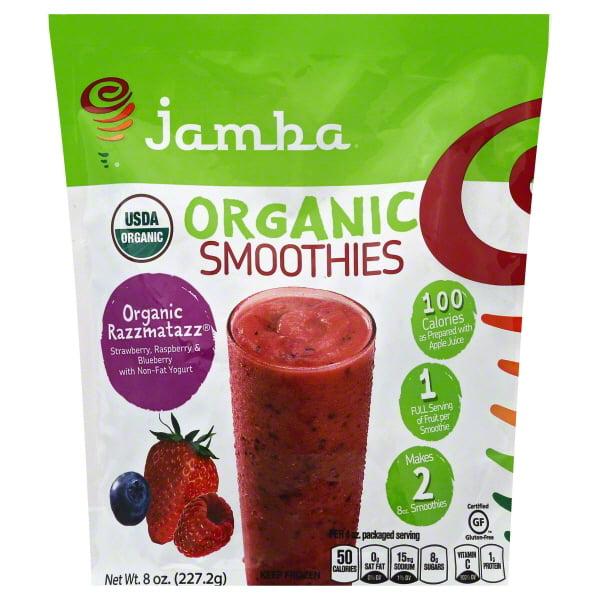 Inventure Foods Jamba Juice Smoothies
