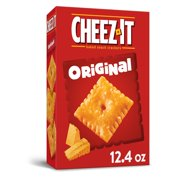 Cheez-It, Baked Snack Cheese Crackers, Original, 12.4 Oz