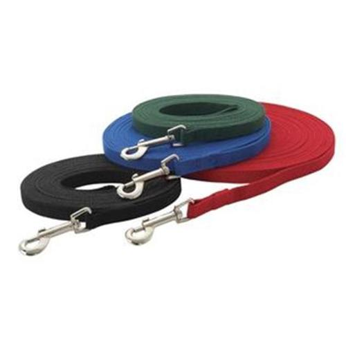 Guardian Gear Cotton Web Trng Lead 6ft Red