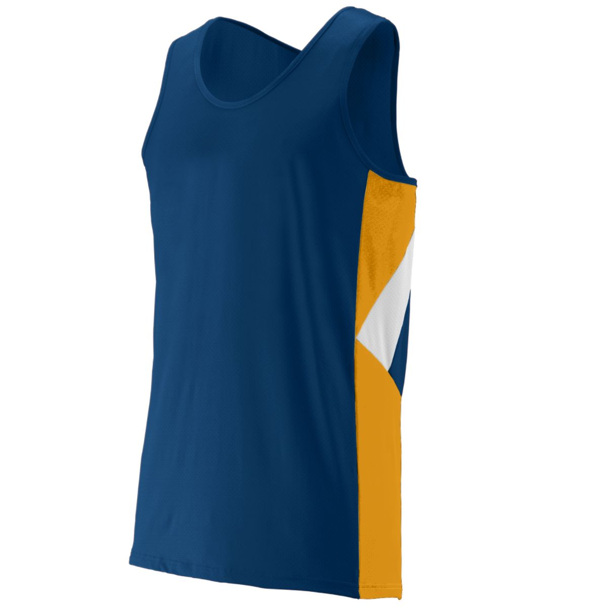 Augusta Youth Sprint Jersey Nv/Gd/Wh L - image 1 de 1