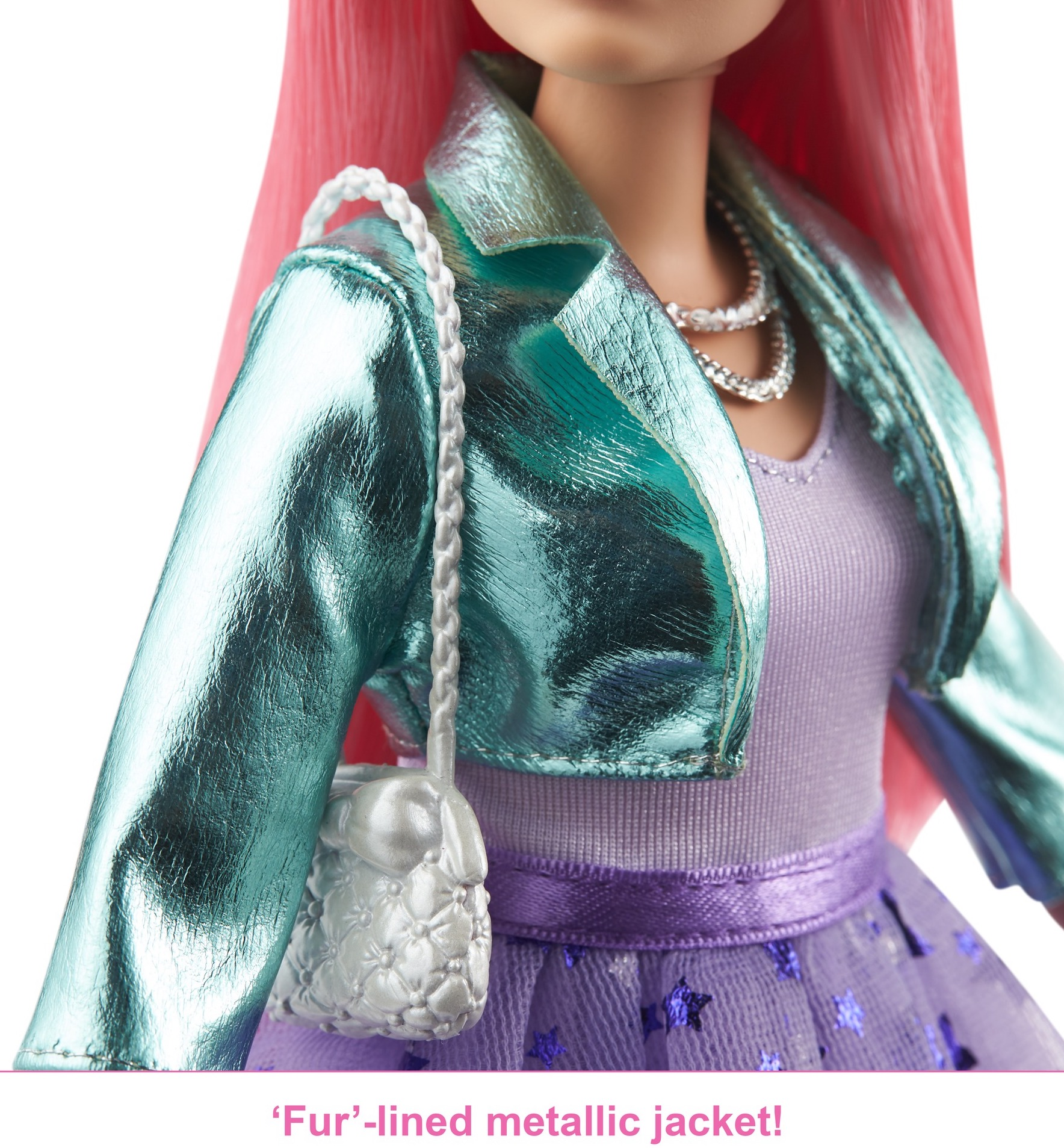 Barbie Princess Adventure Daisy Doll In Princess Fashion 12-inch Curvy Doll