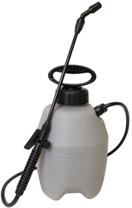 Chapin 16200 Home and Garden Sprayer, 2 gal, White by CHAPIN MFG