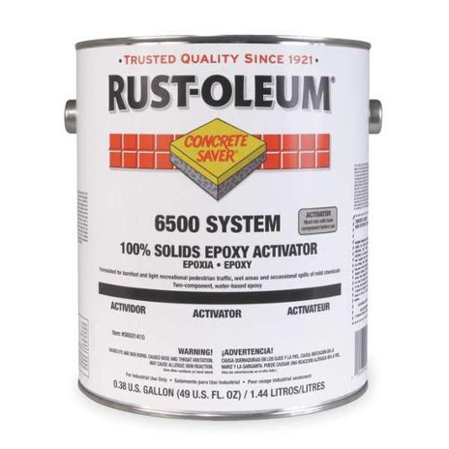 RUST-OLEUM S6501410 6500 Epoxy Floor Coating Activator, 1 gal