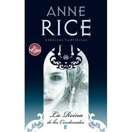 La Reina de los Condenados (Crónicas Vampíricas 3) - eBook
