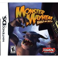 Monster Mayhem: Build and Battle (DS)