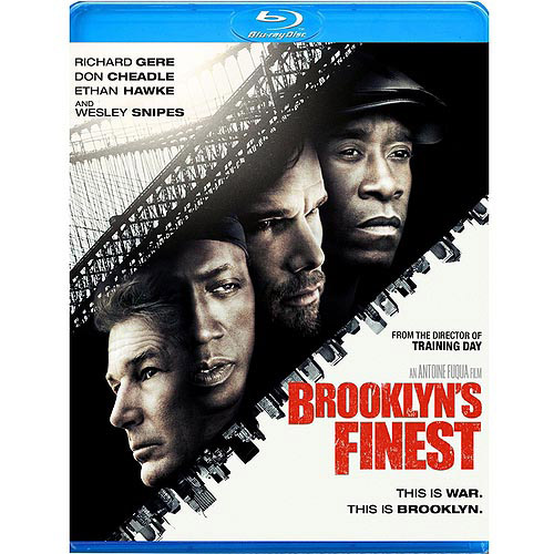 Brooklyn's Finest (Blu-ray) (Widescreen)