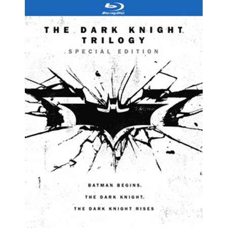 The Dark Knight Trilogy (Blu-ray) - The Dark Knight Accessories
