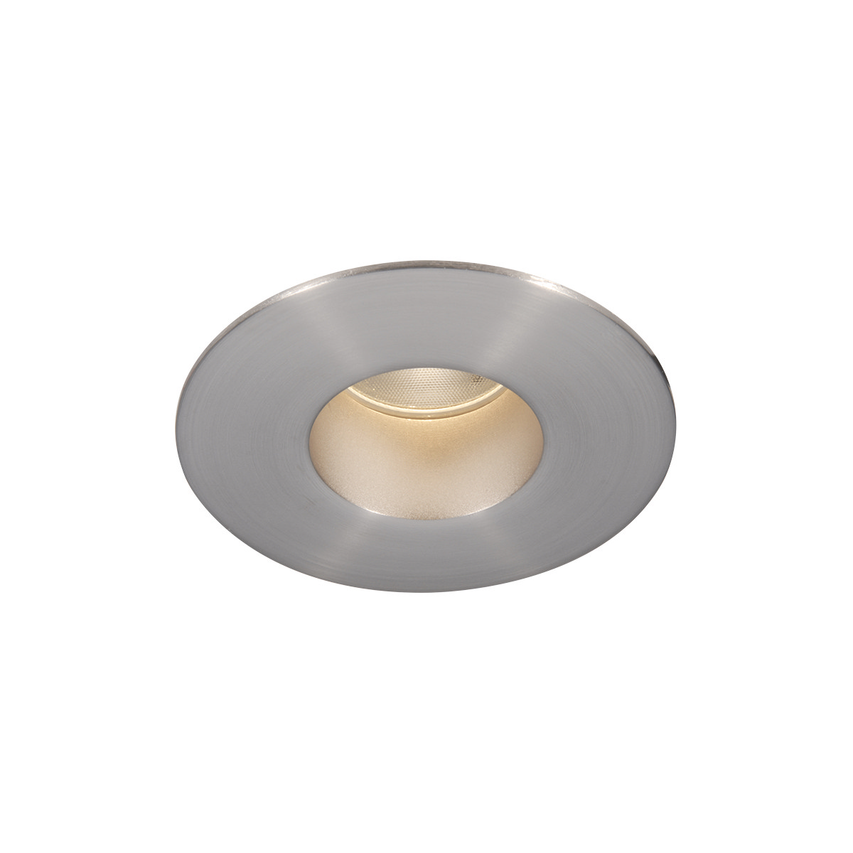W.A.C. Lighting HR2LEDT209PN835BN LED Shower Trim