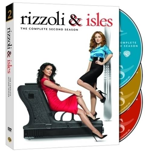 Rizzoli & Isles: The Complete Second Season (Widescreen)