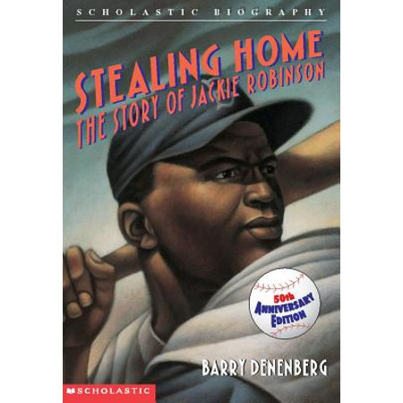 Stealing Home: The Story of Jackie Robinson ()