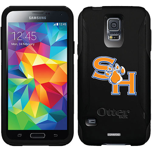 Sam Houston State Primary Mark Design on OtterBox Commuter Series Case for Samsung Galaxy S5