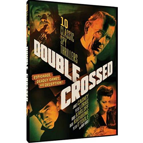 10 Classic Spy Thrillers: Double Crossed by