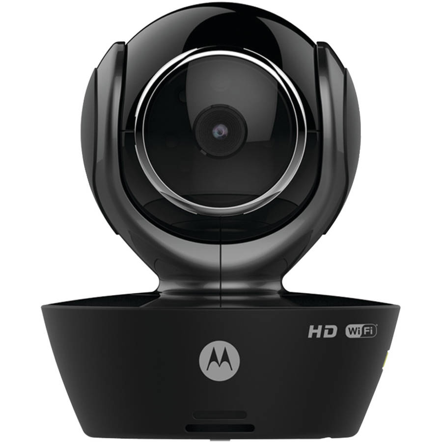 Motorola Focus85-B WiFi HD Home Monitoring Camera System with Pan, Zoom and Tilt