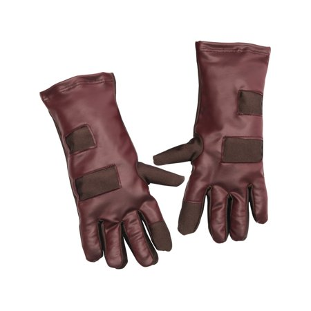 Child's Marvel Guardians Of The Galaxy Starlord Gloves Costume Accessory - Child's Halloween Party