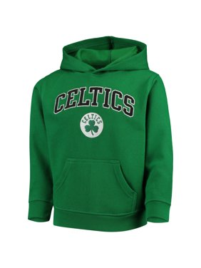 41e0b3a7 Product Image Youth Kelly Green Boston Celtics Team Fleece Pullover Hoodie