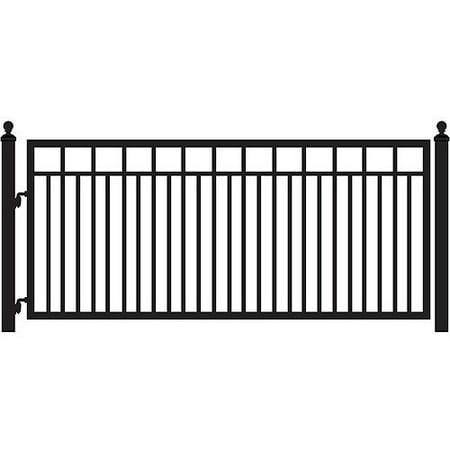 E-Z Gate, La Jolla 12' Single Gate Kit by Mighty (Mighty Mule Automatic Gate)