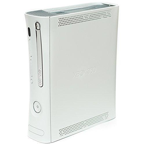Refurbished White Xbox 360 Fat Console 20gb Non Hdmi Version