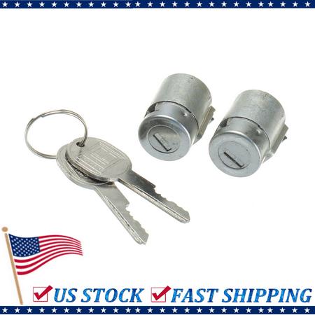 Suburban Lock And Key >> 1pair Lockcraft Door Lock Cylinders 2 Keys For Chevrolet