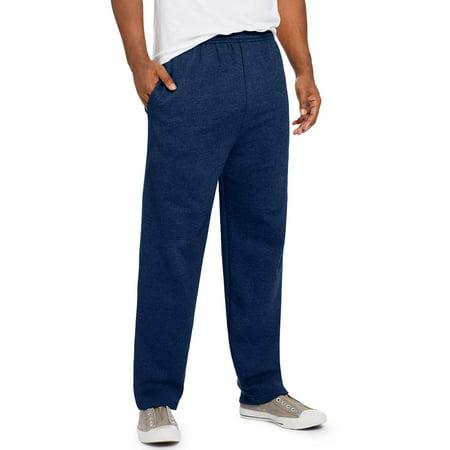 Hanes Big Men's EcoSmart Fleece Sweatpant with Pocket
