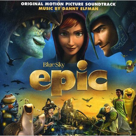 Danny Elfman - Epic [Original Motion Picture Soundtrack] [CD]](This Is Halloween Danny Elfman Live)