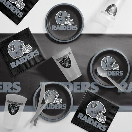 Oakland Raiders Tailgating Kit