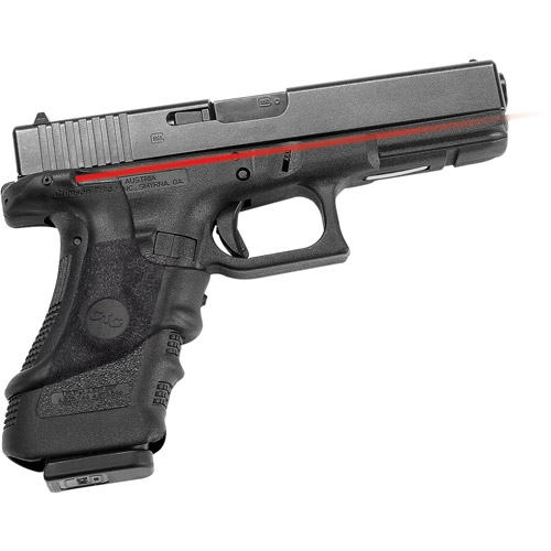 Crimson Trace LG-417 Front Activation LaserGrips