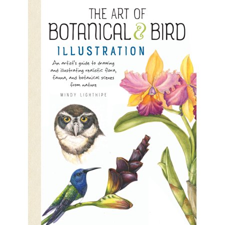 The Art of Botanical & Bird Illustration : An artist's guide to drawing and illustrating realistic flora, fauna, and botanical scenes from - Drawing A Halloween Scene