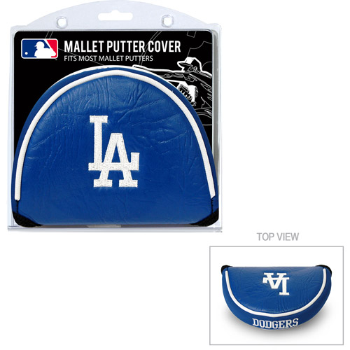 Team Golf MLB Los Angeles Dodgers Golf Mallet Putter Cover by Generic