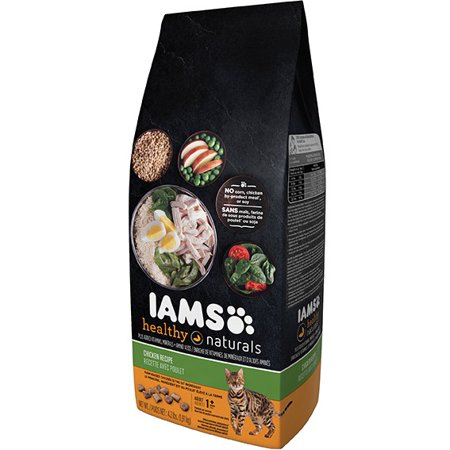 Iams Naturals Chicken Cat Food