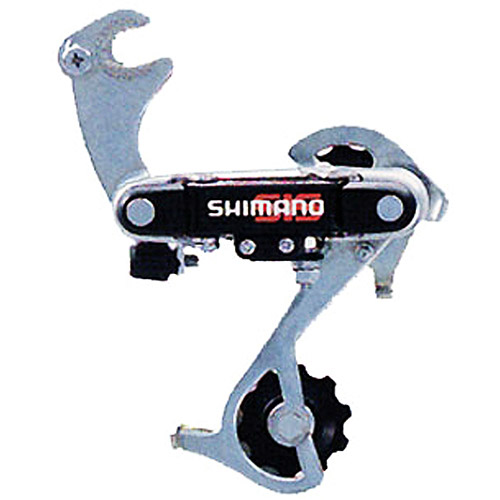 Shimano Rear Derailleur With Bracket