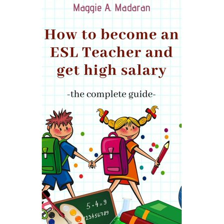 How to Become an ESL Teacher and Get High Salary-The Complete Guide - eBook](Halloween Lesson High School Esl)