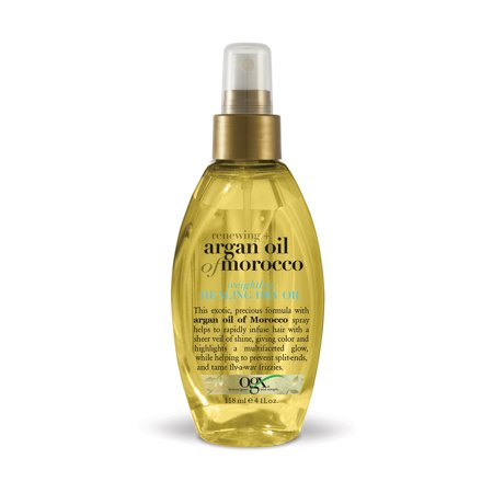 OGX Renewing + Argan Oil of Morocco Weightless Healing Dry Oil, 4 FL OZ